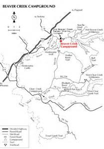 beaver creek cground near sedona arizona az
