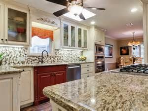 Kitchen Backsplash And Countertop Ideas kitchen granite countertop backsplash ideas home design ideas