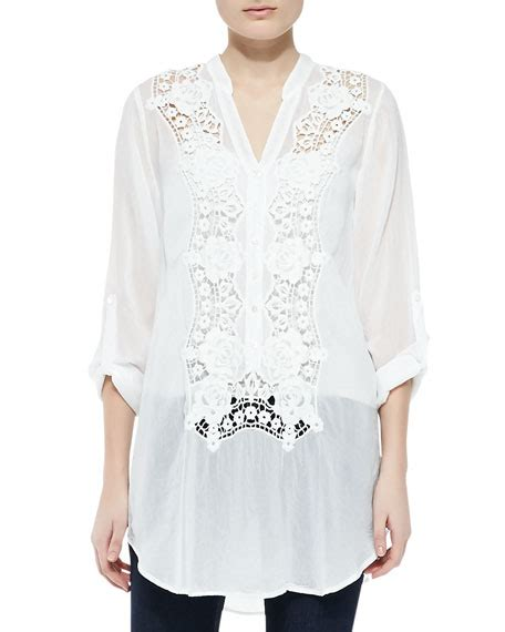 Embroider Blouse Ml 00131 johnny was collection trail embroidered blouse