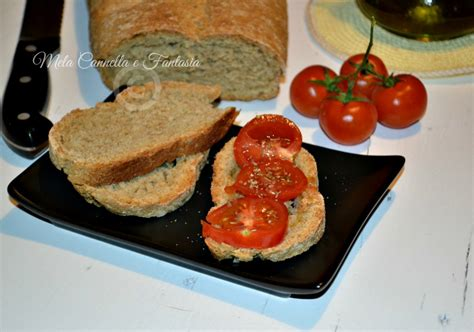 ricetta pane integrale fatto in casa pane integrale fatto in casa senza macchina