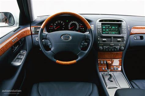 home interior ls lexus ls specs 2000 2001 2002 2003 autoevolution