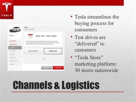 Tesla Logistics Tesla Ppt Sec Focused Accounting Mcmanus