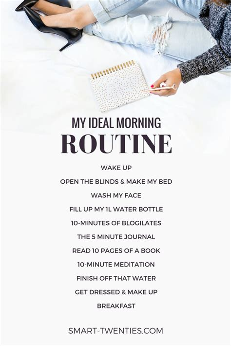 34 morning daily routine habits for a healthy start to 25 best ideas about morning routines on pinterest