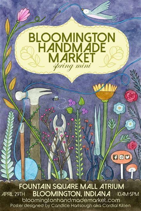 Bloomington Handmade Market - bloomington handmade market