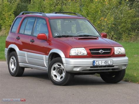 Who Makes Suzuki Grand Vitara Suzuki Grand Vitara 2 5 V6 Prezentacja Opis Galeria I