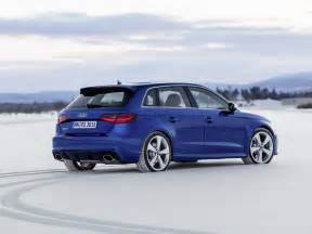 2015 audi rs3 sportback new images revealed drive arabia dubai