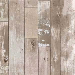 shop brewster wallcovering kitchen and bath resource iii taupe vinyl wood wallpaper at lowes com
