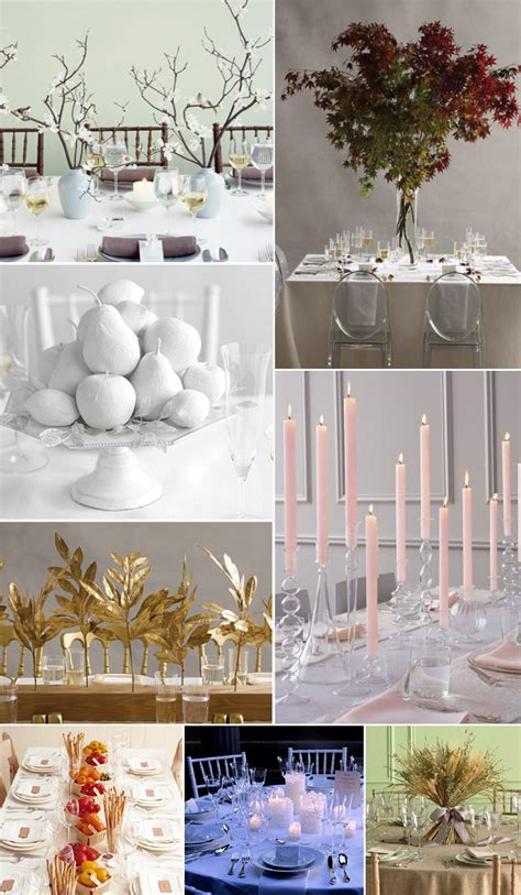 non flower centerpieces non flower centerpieces for wedding tables brokeasshome