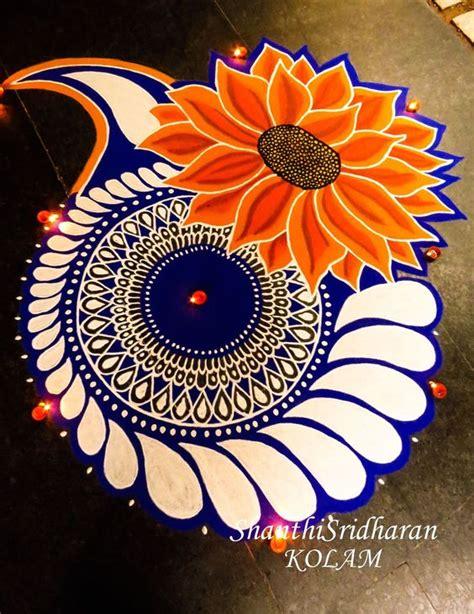 beautiful and unique multicolored rangoli design diwali simple and unique multicolor rangoli designs artsycraftsydad