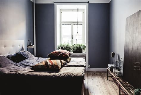 dark blue gray bedroom a new player on stockholm s real estate market ems