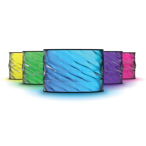 holidaygiftguide ihome color changing speaker  rain