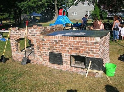 brick pit plans brick bbq pit search brick bbq grills ovens