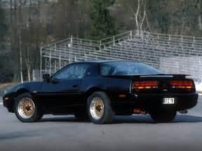 Pontiac Firebird 92 Pontiac Firebird Trans Am Gta 1991 92