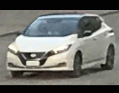 2018 nissan leaf images nissan leaf 2018 leaked photos reveal car s radical new