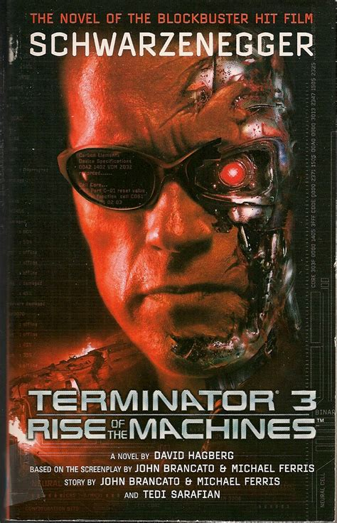 rise of the machines a cybernetic history books terminator 3 rise of the machines novel terminator wiki