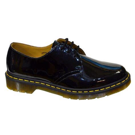 dr low dr martens dr martens 1461 low patent ler black b9 womens shoes dr martens from