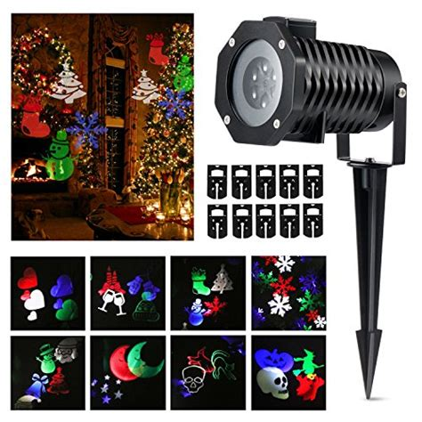 rotating christmas light projector party projector lights magicfly rotating projection led