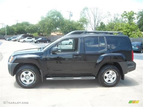 nissan xterra black 2008 black nissan xterra s 15437626 photo 10