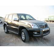2009 Toyota LAND Cruiser Prado Pictures 27l Gasoline