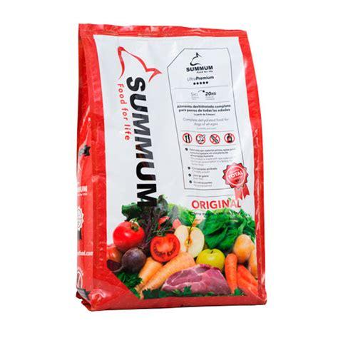 alimenti antiacido summum aliment 100 naturel pour chiens tiendanimal