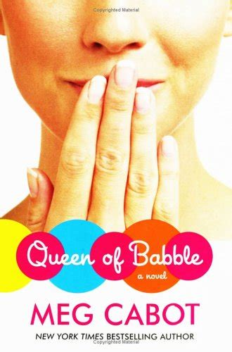 Book Review Of Babble By Meg Cabot by Audio Review Of Babble By Meg Cabot Quinn S Book Nook