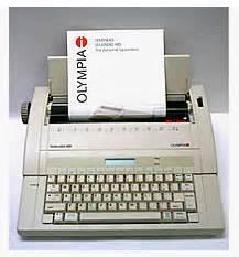 Mesin Ketik Olimpia my typewriter harga mesin ketik manual dan elektrik merk