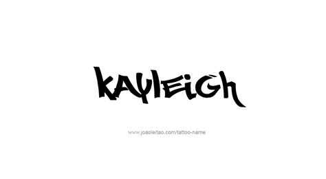 tattoo name kayleigh tattoo design name kayleigh 18 png