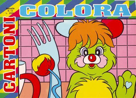 libro fire colour one colora cartoni
