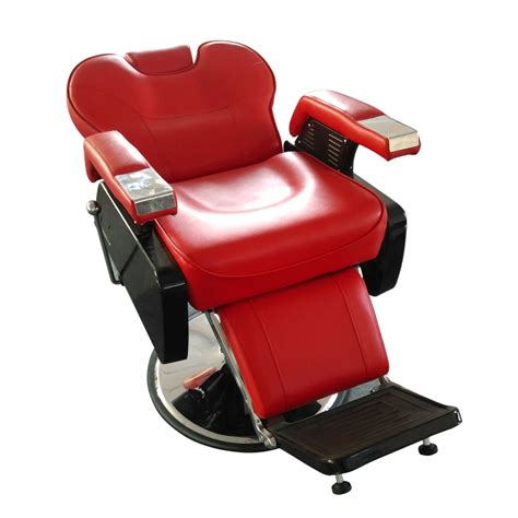 red heavy duty fashion hydraulic barber chair recline salon beauty spa shampoo ebay