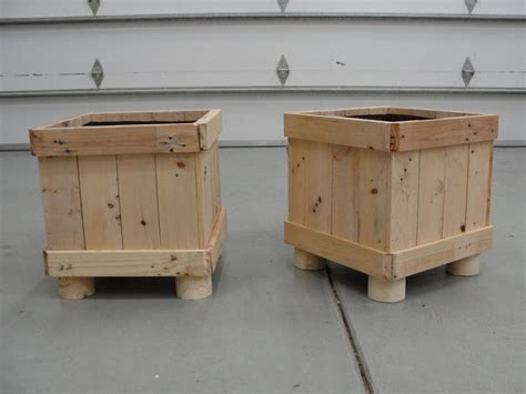 pdf how to make flower boxes from pallets plans free