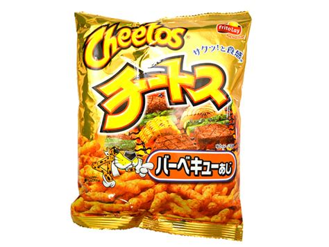 Japans New Snack Strawberry Cheetos by Japanese Cheetos Bbq Taste World Of Snacks
