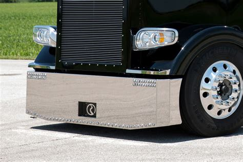 kenworth w900 bumper with lights bumpers roadworks manufacturing