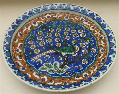 Ottoman Ceramics File Animal Decorated Ottoman Pottery P1000584 Jpg Wikimedia Commons