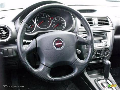 subaru impreza steering wheel 2004 subaru impreza wrx sport wagon steering wheel photos