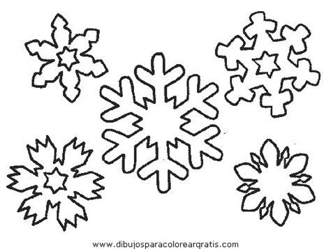 free coloring pages of copos de nieve