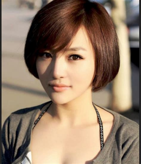 m0del berhijab untuk pipi yg tembem model rambut pendek wanita sesuai bentuk wajah