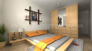 3 Bedroom House Floor Plans With Pictures 3d Interior India 3d Interior Designers India Hi Tech