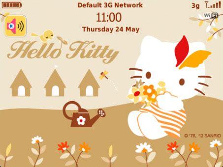 download themes hello kitty bb 8520 dagormania blog