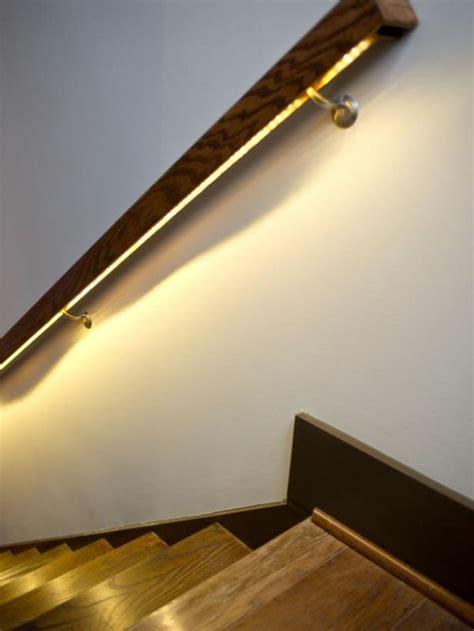 wandbeleuchtung treppe beleuchtung treppenhaus l 228 sst die treppe unglaublich sch 246 n