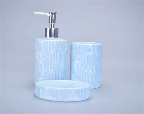 Bathroom Name Brands Sale Light Blue Glazed Brand Name Bathroom Accessories