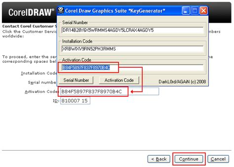 corel draw x4 only crack corel draw x4 serial number and activation code 2013