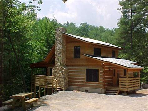 Cabin Rentals Nc by Creek Log Cabin A Vacation Rental Cabin Near Boone