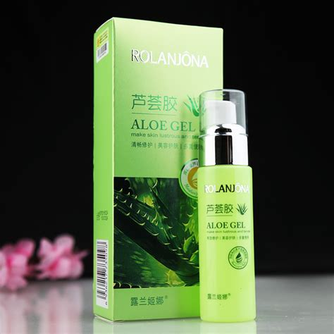 Serum Beautygirl Aloe aloe vera liquid serum repair anti acne hydrating moisturizing brighten skin lotion