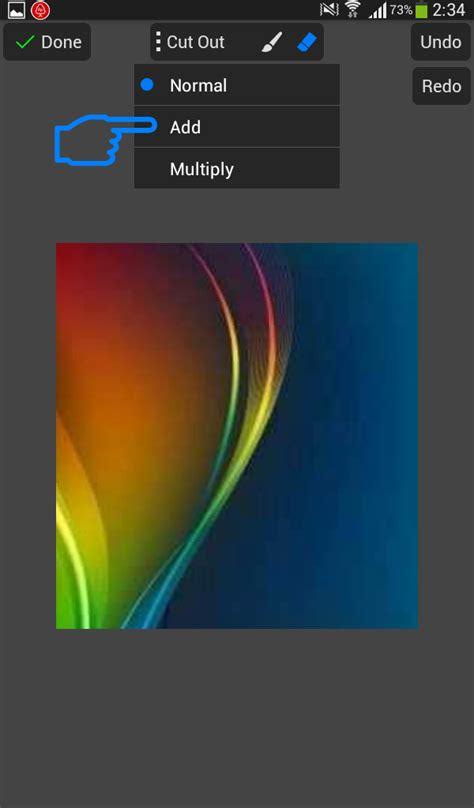 tutorial puzzle effect dengan picsay pro cara edit foto disintegrasi efek serpihan di picsay pro