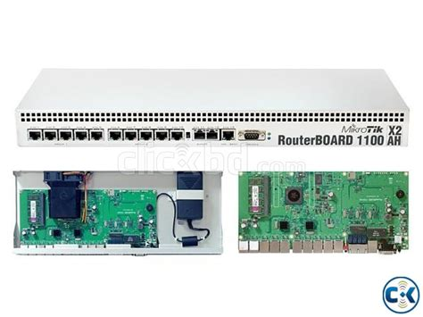 Router Mikrotik Rb1100ahx2 mikrotik router rb1100ahx2 clickbd
