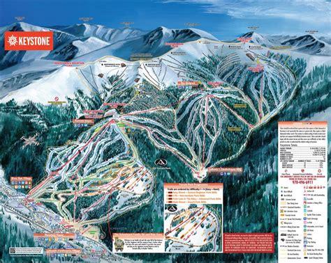 map of colorado ski resorts ski holidays at keystone resort colorado ski usa