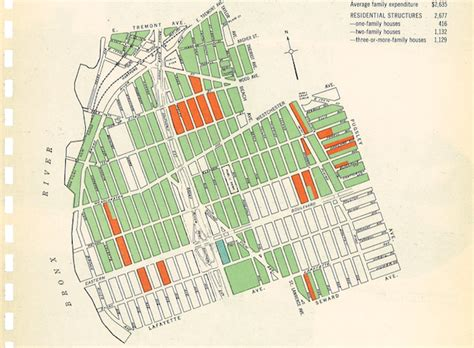 bronx sections historic neighborhoods how did parkchester in the bronx