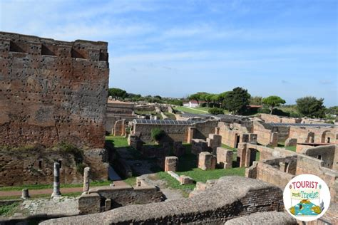 ostia port tour ostia antica the ancient port of rome with the