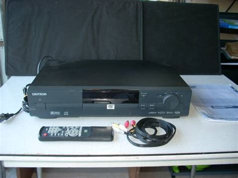 Dvd Player Oritron by Oritron Dvd For Sale