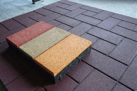 piastrelle gomma pavimento gomma pavimentazioni pavimento in gomma